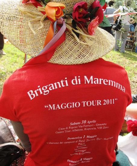 maglietta tour 2011